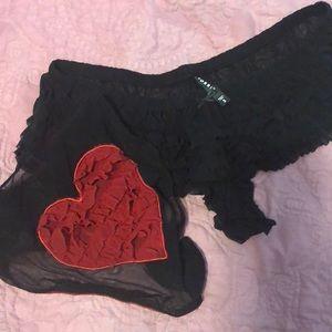 Torrid panties, NWOT, size 3